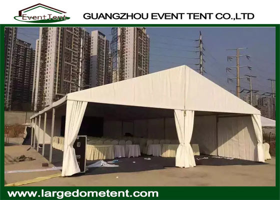 500 People Outdoor Exhibition Wedding Party Tent With Decoration