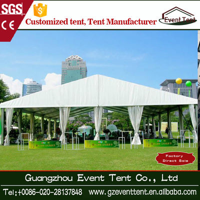 China 20x30 Waterproof Event Canopy Marquees For Wedding Receptions supplier