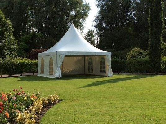 Waterproof Canvas 6x6 Pagoda Party Tent Party Wedding Marquee
