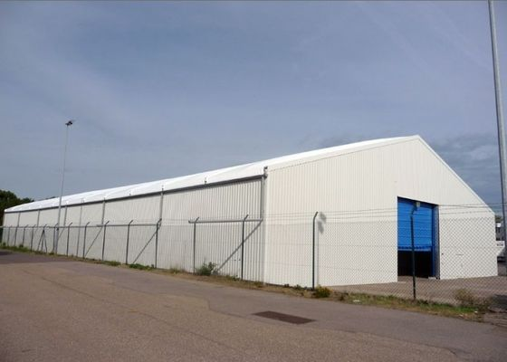 Warehouse Storage Container Shelter Tent For Industrial Storage