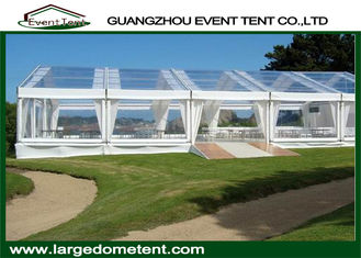 Outdoor 15x20m Marquee Wedding Party Tent White For 200 Peoples