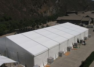 Outdoor Warehouse Storage Tent Container Shelter For Industrial