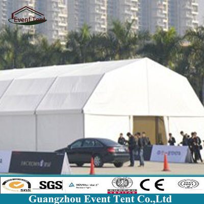 Waterproof  Camping 20x50m Large Outdoor Tent White Canvas Wall Event Tent
