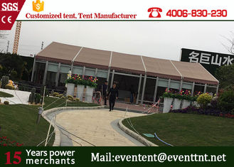 China Big size white aluminum frame tent for kinds of party and events supplier