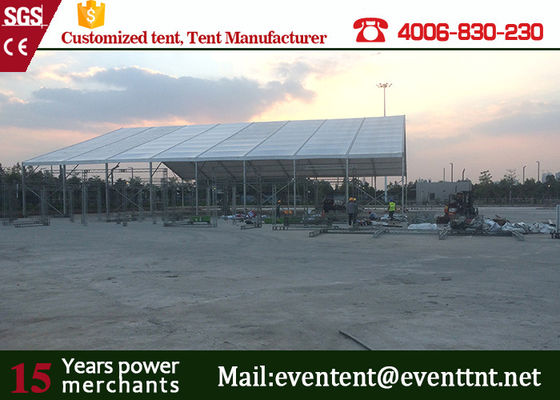 China 30m Width 60m Length Clear Span Tent Clear Span Marquee For Large Event Outdoor supplier