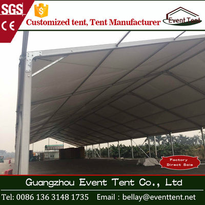 Fire retardant large industrial A Frame Tent for storage / Durable outdoor event tent