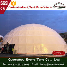Commercial geodesic large dome tent for party 4m - 60m diameter