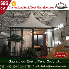 China Customize Pagoda Outdoor event tent with aluminum profile 6061-T6 Frame supplier