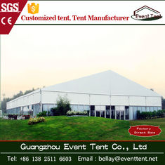 Fire Retardant outdoor Wedding Party Tent 30x60m / Gaint white marquee tent