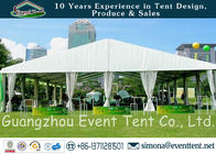 Removable Wedding Party Tent Heavy Duty Garden Gazebo With Aluminum Alloy Material