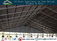 China aluminum frame ABS hard wall white wedding party tent large wedding tent factory