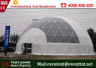 clear transparent 35m Diameters Party Dome Tent for outdoor event