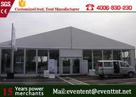 Commercial temporary 15*30meters Custom Event Tents For Trade Show