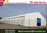 China Strong outdoor storage marquee custom  warehouse tents with aluminum alloy frame  factory