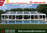China Heavy Duty Marquee A Frame Tent Color Optional For Sport Center 500 People factory