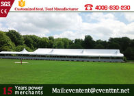 China 20*100m A frame tent with aluminum alloy structure for wedding factory