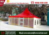 China Pagoda roof top tent, pagoda tent for outdoor events, promotion events factory