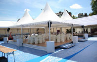Commercial Gazebo Heavy Duty Pagoda Party Tent Aluminum Frame Tent