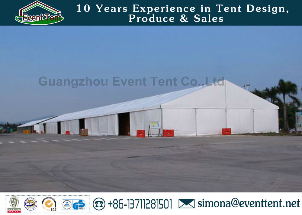 Aluminum Alloy Material Clear Outdoor Tent Waterproof 20m For Temporary Storage  sc 1 st  Large Dome Tent u0026 Geodesic Dome Tent & Aluminum Alloy Material Clear Outdoor Tent Waterproof 20m For ...