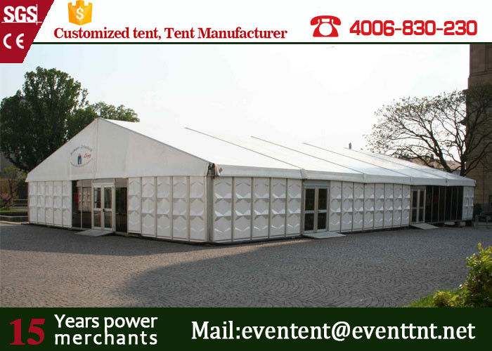 ABS Hard Wall A Frame Tent Customized 12 X 12m Business Promotion European Style & ABS Hard Wall A Frame Tent Customized 12 X 12m Business Promotion ...