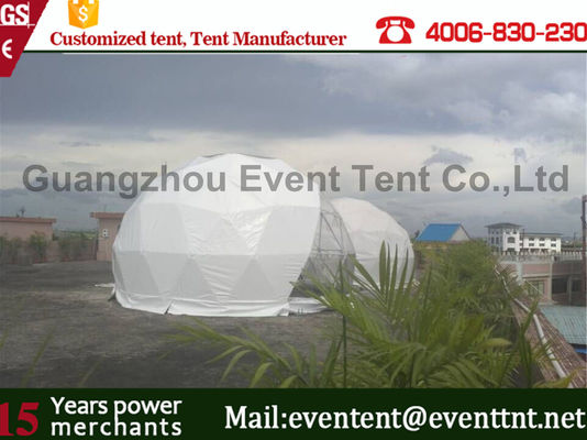 China Steel Structure Large Geodesic Dome Tent ForEvening Party Campaign Advertising factory