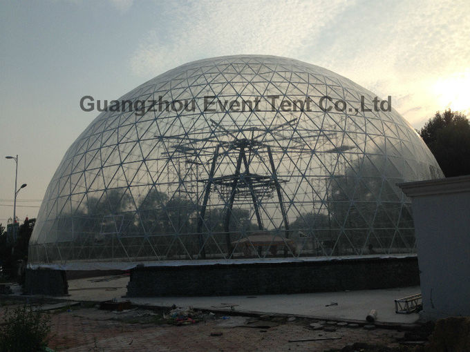 gander mountain 40m diameter large geodesic dome tent for festival event