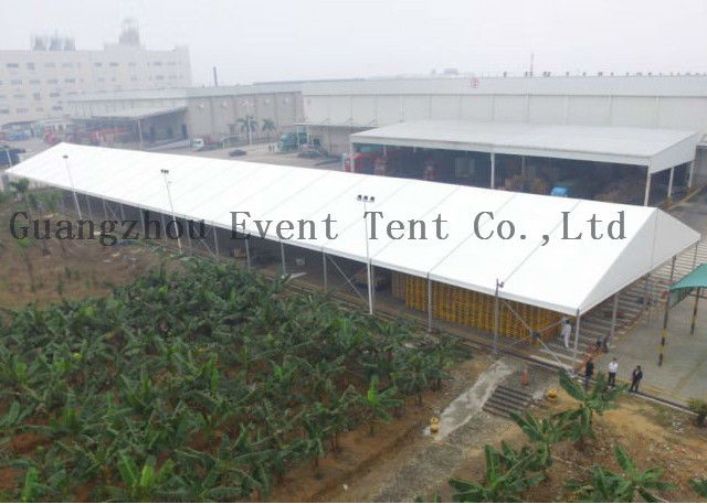 aluminum structure PVC fabric a frame tent for promotion events