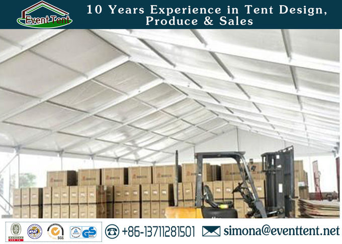 20*40 meters aluminum A frame tent for 500 people wedding party event