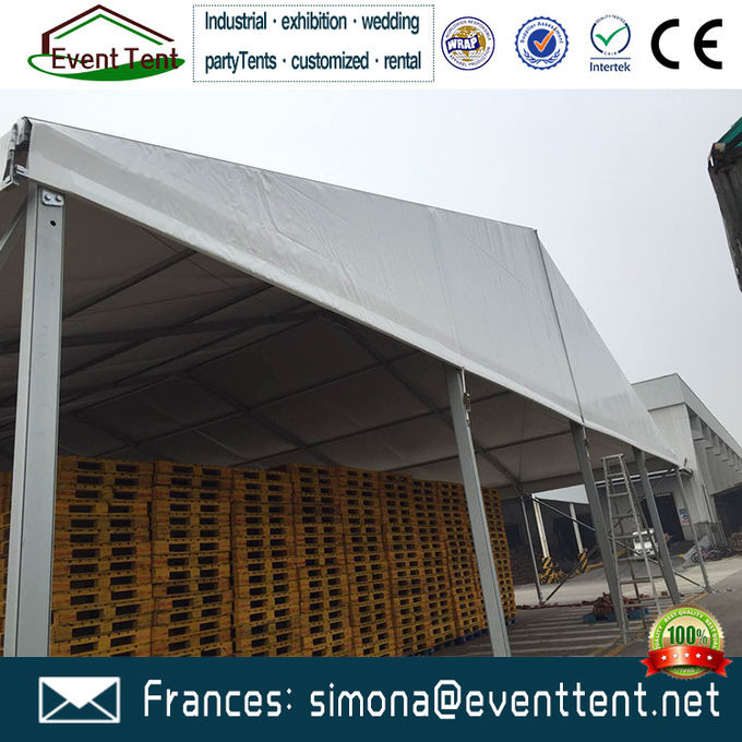 M20 A Frame Tent Aluminum Frame Structure With Furniture Tear Resistant